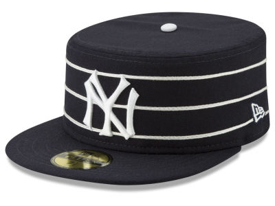 New York Yankees New Era MLB Pillbox 59FIFTY Cap