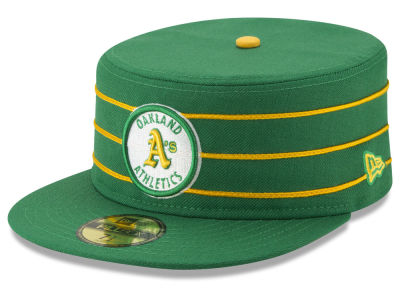 Oakland Athletics New Era MLB Pillbox 59FIFTY Cap
