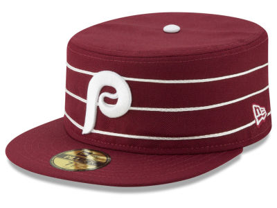 21ea514c498 Philadelphia Phillies New Era MLB Pillbox 59FIFTY Cap