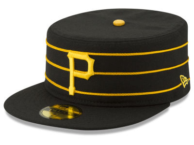 Pittsburgh Pirates New Era MLB Pillbox 59FIFTY Cap