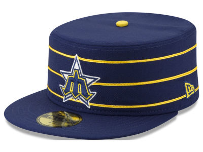 Seattle Mariners New Era MLB Pillbox 59FIFTY Cap