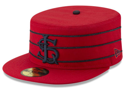 St. Louis Cardinals New Era MLB Pillbox 59FIFTY Cap