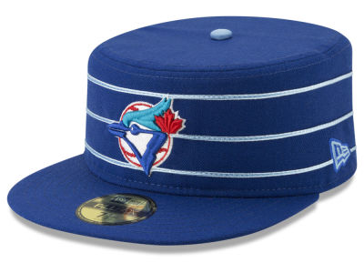 Toronto Blue Jays New Era MLB Pillbox 59FIFTY Cap