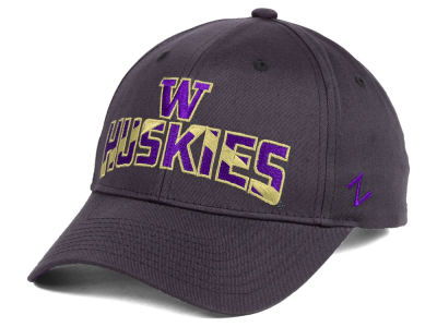Washington Huskies Zephyr NCAA Core Staple Adjustable Cap