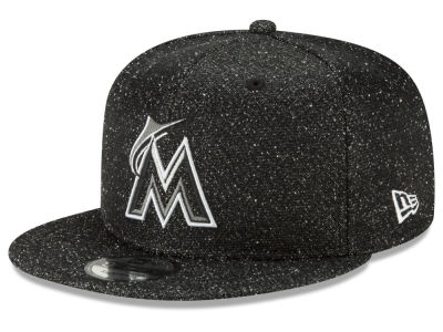Miami Marlins New Era MLB Spec 9FIFTY Snapback Cap