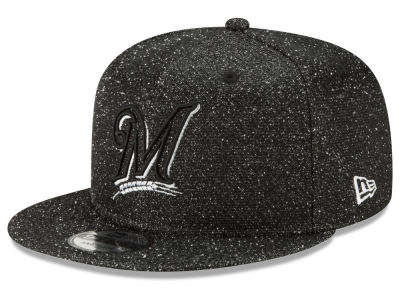 Milwaukee Brewers New Era MLB Spec 9FIFTY Snapback Cap