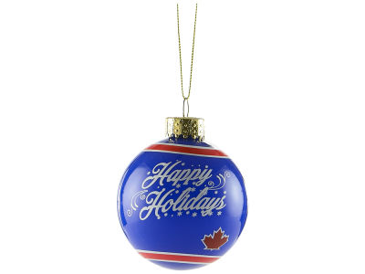 Toronto Blue Jays 2018 Glass Ball Ornament