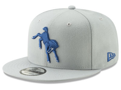 Indianapolis Colts New Era NFL Logo Elements Collection 9FIFTY Snapback Cap