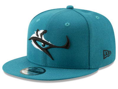 Jacksonville Jaguars New Era NFL Logo Elements Collection 9FIFTY Snapback Cap