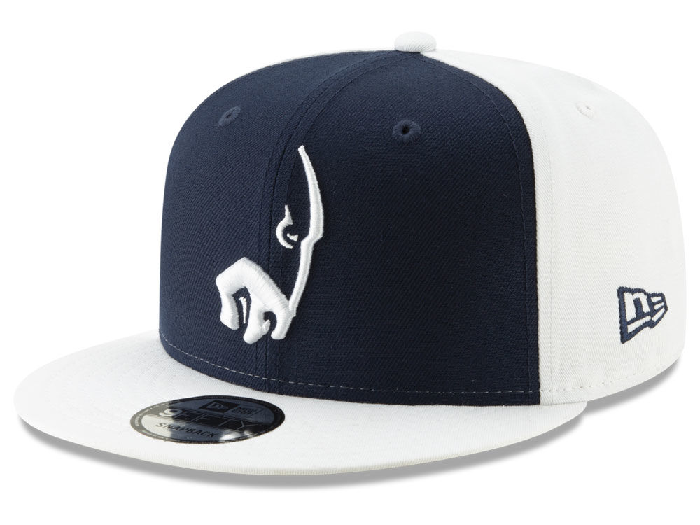 Los Angeles Rams New Era NFL Logo Elements Collection 9FIFTY Snapback Cap  989df1ae9a9