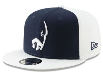 Los Angeles Rams New Era NFL Logo Elements Collection 9FIFTY Snapback Cap