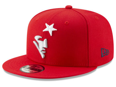 New England Patriots New Era NFL Logo Elements Collection 9FIFTY Snapback Cap