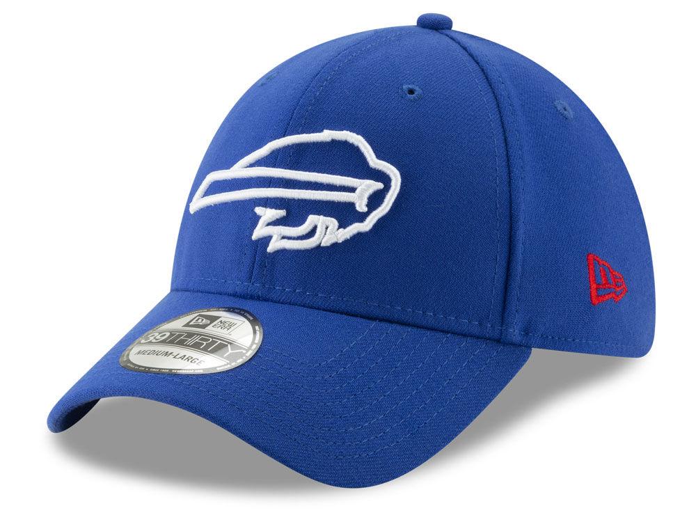 Buffalo Bills New Era NFL Logo Elements Collection 39THIRTY Cap ... 387351d48