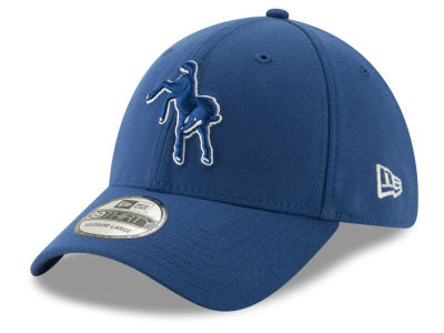 Indianapolis Colts New Era NFL Logo Elements Collection 39THIRTY Cap
