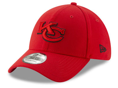 Kansas City Chiefs New Era NFL Logo Elements Collection 39THIRTY Cap