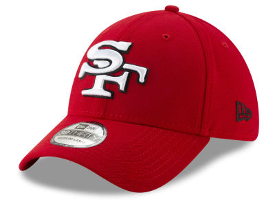 San Francisco 49ers New Era NFL Logo Elements Collection 39THIRTY Cap