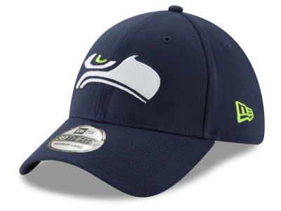 Seattle Seahawks New Era NFL Logo Elements Collection 39THIRTY Cap