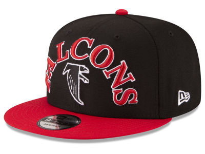 Atlanta Falcons New Era NFL Retro Logo 9FIFTY Snapback Cap