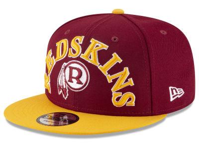 Washington Redskins New Era NFL Retro Logo 9FIFTY Snapback Cap a66f715ad