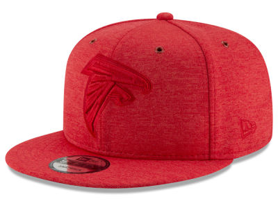 Atlanta Falcons New Era NFL Tonal Heat 9FIFTY Snapback Cap