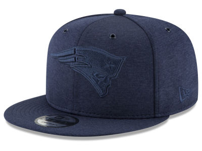 New England Patriots New Era NFL Tonal Heat 9FIFTY Snapback Cap