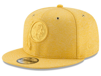 Washington Redskins New Era NFL Tonal Heat 9FIFTY Snapback Cap