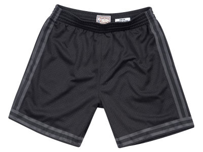 Boston Celtics Mitchell & Ness NBA Men's Blackout Collection Shorts
