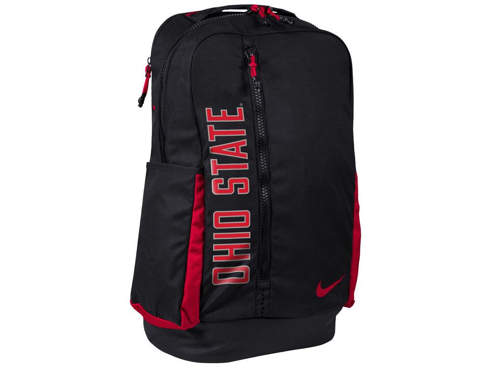 0711de6db737 Ohio State Buckeyes Nike Vapor Power Backpack