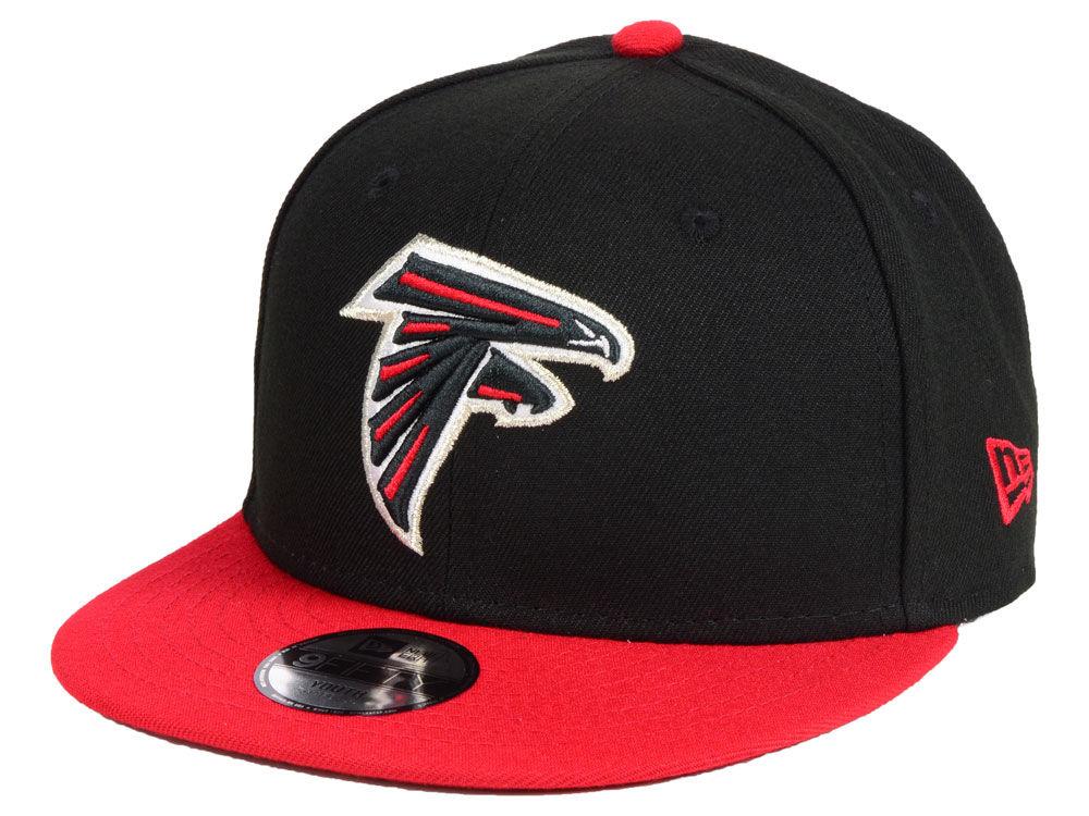 Atlanta Falcons New Era NFL Kids Two Tone 9FIFTY Snapback Cap  b706a2f1b85
