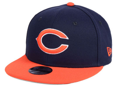 Chicago Bears New Era NFL Kids Two Tone 9FIFTY Snapback Cap