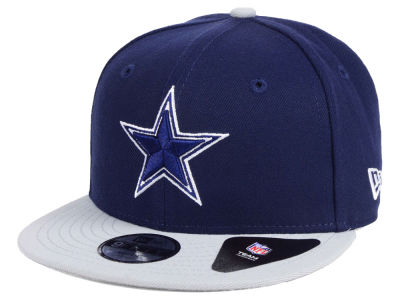 Dallas Cowboys New Era NFL Kids Two Tone 9FIFTY Snapback Cap