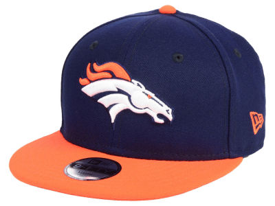 Denver Broncos New Era NFL Kids Two Tone 9FIFTY Snapback Cap