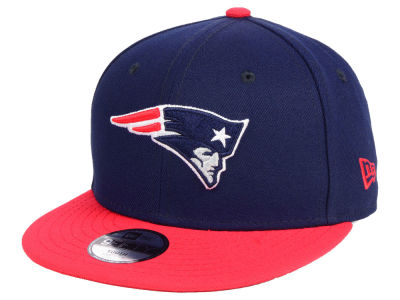 8acf461301d New England Patriots New Era NFL Kids Two Tone 9FIFTY Snapback Cap