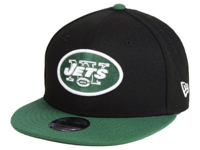 New York Jets New Era NFL Kids Two Tone 9FIFTY Snapback Cap