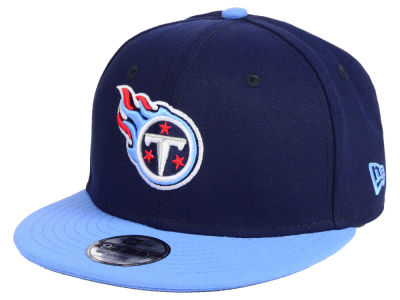 Tennessee Titans New Era NFL Kids Two Tone 9FIFTY Snapback Cap