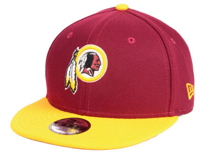 Washington Redskins New Era NFL Kids Two Tone 9FIFTY Snapback Cap