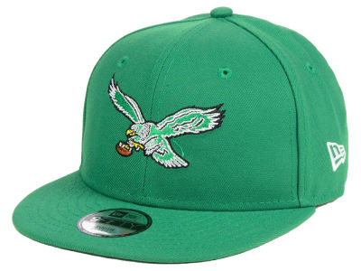 Philadelphia Eagles New Era NFL Kids Two Tone 9FIFTY Snapback Cap