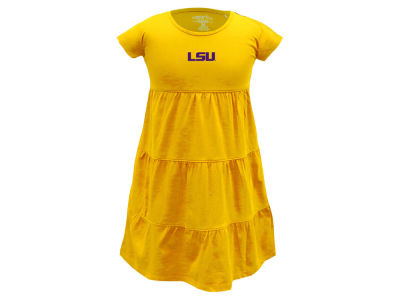 LSU Tigers Garb NCAA Girls Jasmine Dress