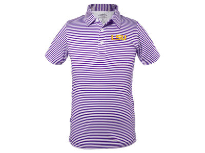 LSU Tigers Garb NCAA Toddler Carson Polo