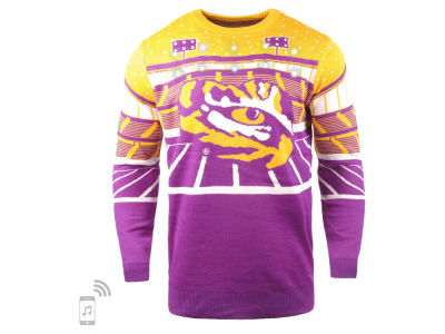 LSU Tigers NCAA Men's Bluetooth Sweater