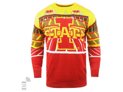 Iowa State Cyclones NCAA Men's Bluetooth Sweater