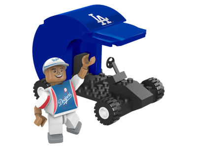 Los Angeles Dodgers OYO Batting Helmet Cart