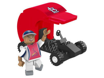 St. Louis Cardinals OYO Batting Helmet Cart