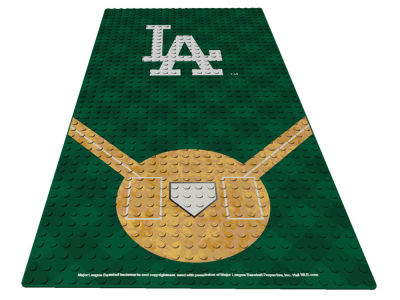 Los Angeles Dodgers OYO Display Plate