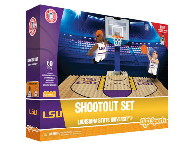 LSU Tigers OYO Shootout Set Toy