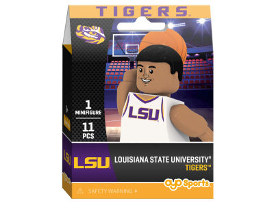 LSU Tigers Basketball Player OYO Figure NCAA