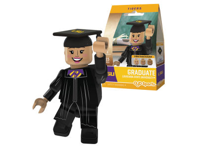 LSU Tigers Female Graduate OYO Figure NCAA