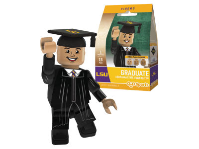 LSU Tigers Male Graduate OYO Figure NCAA