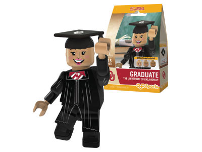 Oklahoma Sooners Female Graduate OYO Figure NCAA