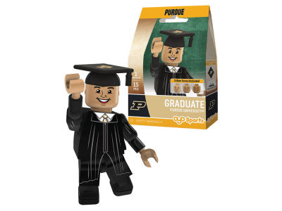 Purdue Boilermakers Male Graduate OYO Figure NCAA